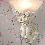 Hoshine® Angel Wall Sconces Traditional/Classic Style Wall Light Resin Bulb Included
