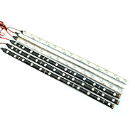 0,3 m 12led bílá / červená / modrá / žlutá Flexible LED světelné pásy DC12 v