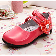 Girls' Shoes Round Toe Flat Heel Flats with Flower Shoes More Colors available