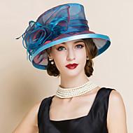 Women's Organza Headpiece - Wedding/Special Occasion Hats 1 Piece