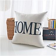 moderna hem mönster bomull / linne dekorativa kuddöverdrag
