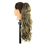 The Eu's Trade Fashion Lady Natural Curved Hair Claw Clip Horsetail T2-27# Color