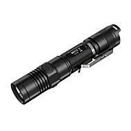 פנס LED - LED - מחנאות/צעידות/טיולי מערות/שימוש יומיומי/רכיבה על אופניים/רב שימושי ( עמיד למים/ניתן לטעינה מחדש ) 7 מצב 1000 Lumens 18650