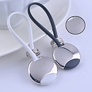 Personlig - Nyckelband ( Vit/Svart