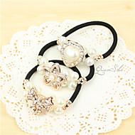 han kiadás gyöngyház sorban három darab set csiga gyémánt tiara
