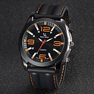 V6® Men's Watch Dress Watch Fashion Silicone Strap  Cool Watch Unique Watch