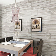 Art Deco Papel de Parede Para Casa Contemporâneo Revestimento de paredes , PVC/Vinil Material adesivo necessário papel de parede , quarto