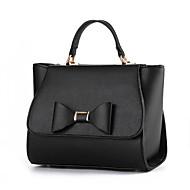 Women's Casual OL PU Messenger Shoulder Bag/Tote