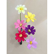 Lovely Plant Flowers Hairpin (Random Color)