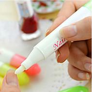 Nail Polish Remover Pen(3pcs Pen Point)Random Color