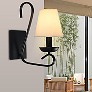 Wall Sconces , Traditional/Classic E12/E14 Metal