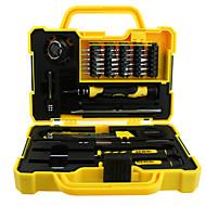 rewin® 43pcs narzędzia Wkrętak elektryczny profesjonalny zestaw do domu za pomocą