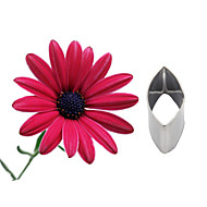 FOUR-C Stainless Steel Sunflower Cutter Fondant Sugar Craft Cupcake Mold Baking Moulds Cookie Decorating Tools