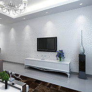 Contemporary Wallpaper Art Deco 3D European Damascus Wallpaper Wall Covering Non-woven Fabric Wall Art