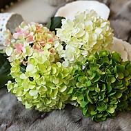 """1 Ast Seide Hortensie Tisch-Blumen Künstliche Blumen 70(27.6"""")"""