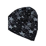 Fashion Men Women Unisex Beanie Wrap Star Print Hip-hop Hat Cap Headwear