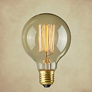 чистая медь цоколя лампы ретро старинные е26 художественные лампы накаливания промышленные лампы накаливания 40Вт Лампочка