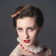Women's Rhinestone / Alloy Headpiece - Wedding Headbands 1 Piece