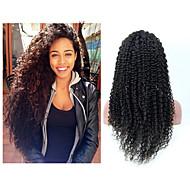 """10 """"-30"""" sexuales pelucas glueless rizadas brasileño peluca del cordón del pelo humano completo de encaje para las mujeres negras, peluca"""