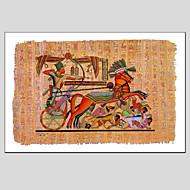 pittura a olio stile cavallo, materiale tela con struttura allungata pronta per essere appesa formato: 60 * 90cm.
