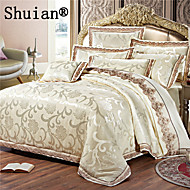 Pussilakanasetti setit - Shuian® - Silk/Cotton Blend - Queen/King