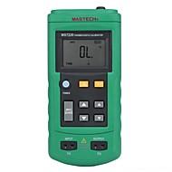 MASTECH ms7220- termopar calibrador - calibrador de temperatura - saída analógica termopar mv fonte de sinal
