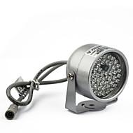 DearRoad Ф5 x 48 LED Illuminator 40M IR Infrared CCD Camera with Night Vision