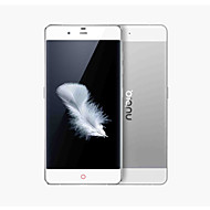 "Nubia My PRAGUE  5.2""  4G Smartphone(Dual Camera,8.0Mp+13.0Mp,Android 5.0,OTG,HiFi,MSM8939 Octa Core,1.5Ghz,2GB+16GB)"