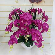 Polyesteri Orkideat Keinotekoinen Flowers