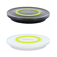 pad qi wireless charger ricarica per iPhone 6 più 5s Samsung Galaxy S6 s5 nota 4 nota 3