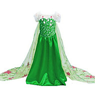 Halloween / Christmas / Children's Day Kid Princess series Costumes / Movie & TV Theme Costumes Costumes Dress