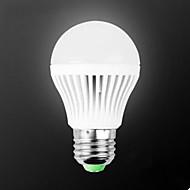 Xiangshun E27 3W 10x5730SMD 300LM 6000K Cool White Light LED Filament Lamp (AC 220V)