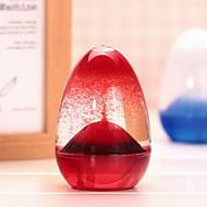 Fashion Crystal Sand Oil Drops Timer Desk Ornaments Modern/Contemporary Gift(Color Random)