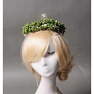 Couronnes Casque Mariage / Occasion spéciale / Casual Strass / Tulle / Imitation de perle Femme / Jeune bouquetièreMariage / Occasion