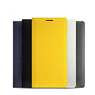 のために OnePlusケース カードホルダー オートオン/オフ フリップ ケース フルボディー ケース ソリッドカラー ハード PUレザー のために OnePlus One Plus 2