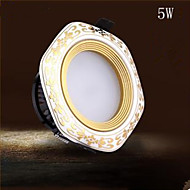 5W 9005 LED Downlights 10 Integrate LED lm Warm White / Cool White Decorative AC 85-265 V 1 pcs