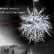 gdnansheng® lustres / crystal lumières pendentif imité / globe conduit salon / salle d'étude