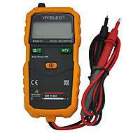 hyelec ms8231 최신 고유 비접촉 미니 자동 테스트 직류 교류 내전압 시험기 멀티