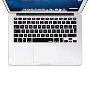 xskn spansk silikone tastatur skin cover til MacBook 13 15 17 tommer EU / UK europæiske tastaturlayout