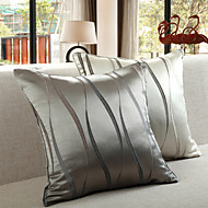 Jacquard Yarn Dyed Pillow With Insert
