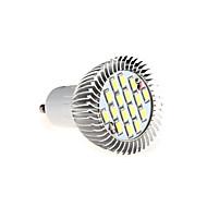 8W GU10 תאורת ספוט לד PAR38 16 SMD 5630 650LM lm לבן חם / לבן קר דקורטיבי AC 220-240 V חלק 1