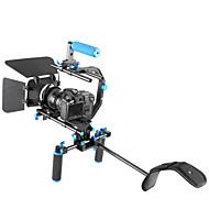 professionele dslr rig set film kit film maken voor alle DSLR camera's en video camcorders