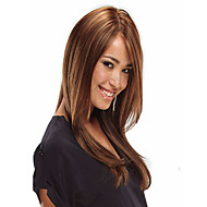 Long Brown Color Wigs,High Quality  Long Straight Wigs for Women Wigs Best Selling