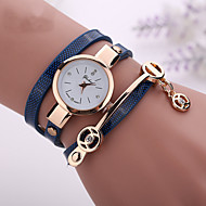 Fashion Summer Style Leather Casual Bracelet Watches Wristwatch Women Dress Watches Cool Watches Unique Watches