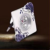 3W 9005 LED Spotlight 3 Integrate LED 100 lm Warm White / Cool White Decorative AC 85-265 V 1 pcs