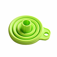 Fold The Silicone Funnel - Random Color