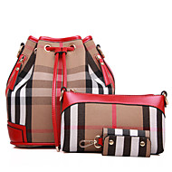 Women's  Crossbody Bag    Plaid The large capacity  Popular