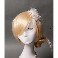 Women's Lace / Rhinestone / Imitation Pearl Headpiece - Wedding / Special Occasion / Casual Fascinators 1 Piece