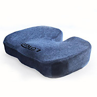 LORCOO®Hot New Coccyx Orthopedic Memory Foam Seat Cushion for Chair Car Office home bottom seats Massage cushion