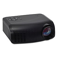 EJIALE® E07 LCD Home Theater Projector VGA (640x480) 500 Lumens LED 4:3/16:9